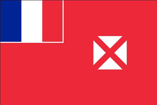 Wallis And Futuna, Flag, National Flag, Nation, Country
