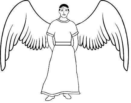 Angel, Daedalus, Greek Mythology, Icarus, Wings