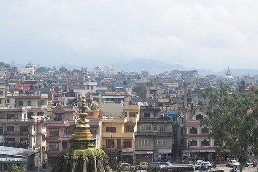 A Stupa, Temple, Good, Religion, Faith