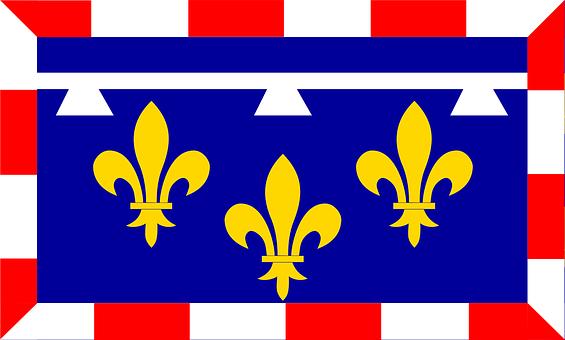Fleur De Lis, Fleur-de-lis, Flag, Heraldry, French
