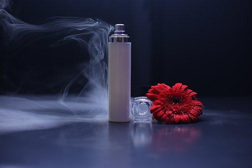 Perfume, Perfume Bottle, Flower