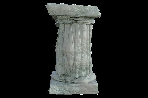 Pillar, Rock, Abutment, Architecture, Monument, Church