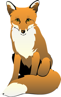 Fox, Animal, Mammal, Forest, Wild