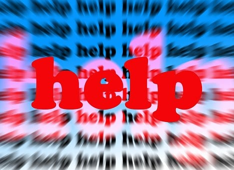 Help, Font, Cry For Help, Note, Sos, Support, Emergency