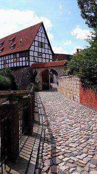 House, Germany, Architecture, Building, Historical