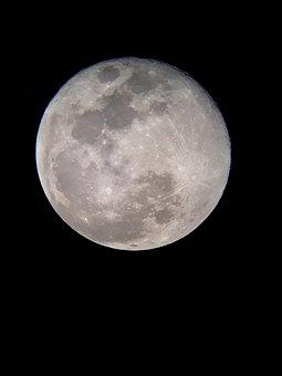 Moon, Luna, Argentina