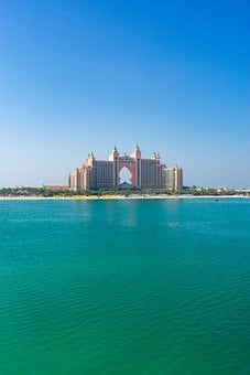 Atlantis, The Palm, Resort, Dubai, Uae