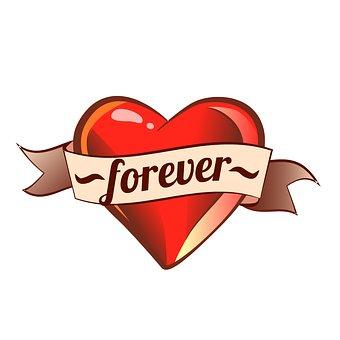 Tattoo, Forever, Love, Heart, Tattoo Shop Tattoo Artist