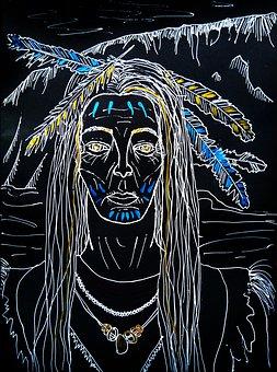 Injun, America, The Leader, Tribe