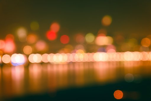 Texture, Bokeh, Background, Light