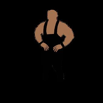 Wrestling, Competitive Sport