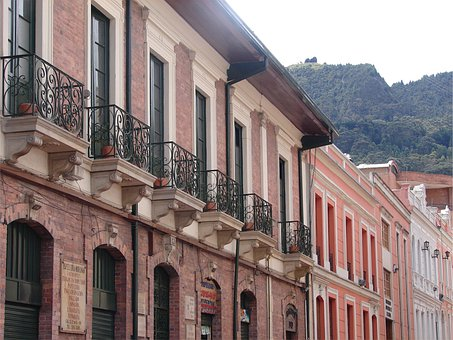 Street, Candelaria, Bogotá