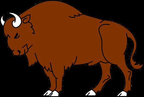 Bison, Animal, Wild, Buffalo, Wildlife, American