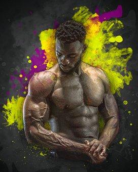 Man, Male, Human, Person, Portrait, Bodybuilding
