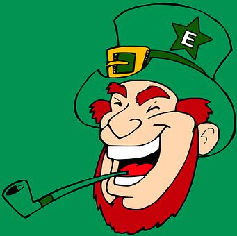 Leprechaun, Esperanto, Ireland, St Patrick's