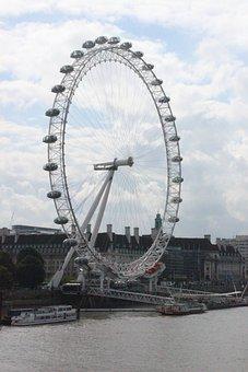 London Eye, London, Thames