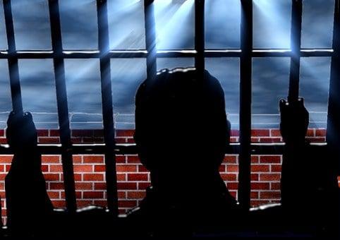 Prison, Slammer, Caught, Sit, Serve A Prison Sentence