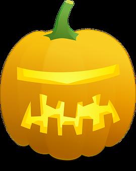 Halloween, Pumpkin, Horror, Alien, Cylon