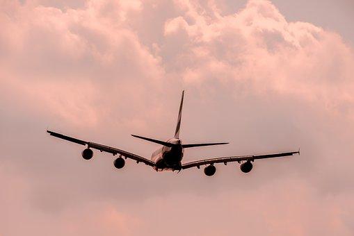 Aircraft, Flyer, Fly, Machine, Airport, Jet, Landing