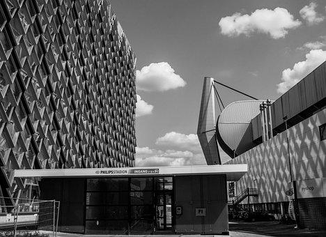 Eindhoven, Noord Brabant, Apartments, Psv Stadium