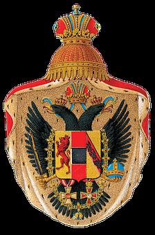Austria, Heraldry, Coat Of Arms Of Austria, Crown