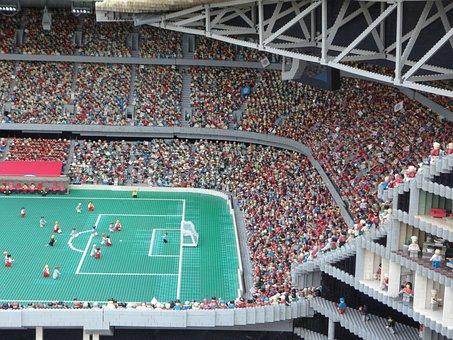 Allianz Arena, Bavaria Munich, Football Match