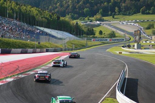 Car Racing, Dtm, Racing Car, Motorsport, Race Track