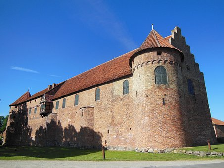 Castle, Medieval, Cultural Heritage, Nyborg Castle