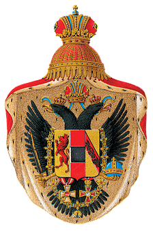 Austria, Heraldry, Coat Of Arms Of Austria, Crown