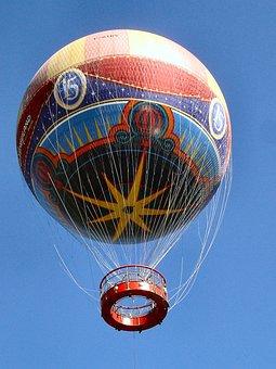 Disneyland, Paris, Disneyland Paris, Theme, Balloon