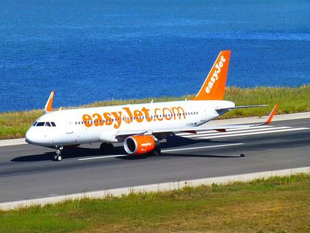 Aircraft, Easy Jet, Jet, Flyer, Fly, Sky, Air Traffic