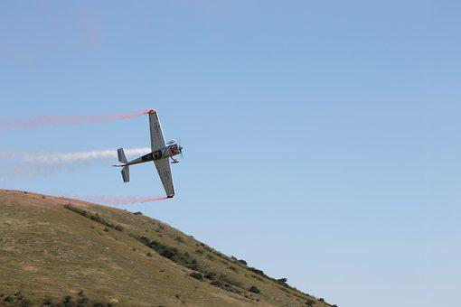 Red Bull, Red-bull Red Bull, Aircraft, Flyer, Flying