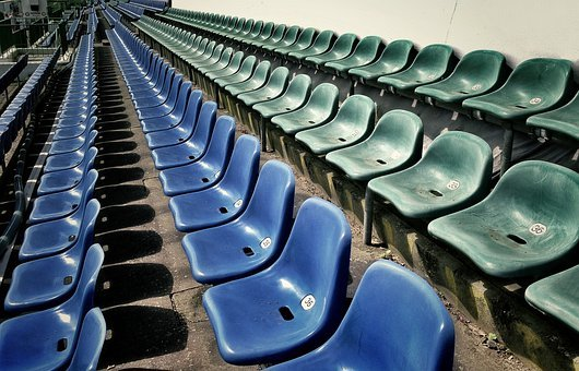 Sit, Grandstand, Theater, Football Stadium, Audience