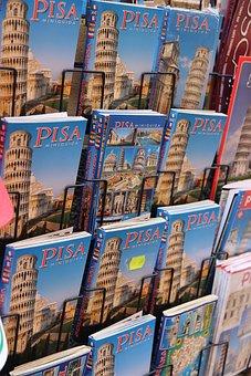 Pisa, Souvenir, Mitbringsel, Memory, Gift, Italy, Kiosk