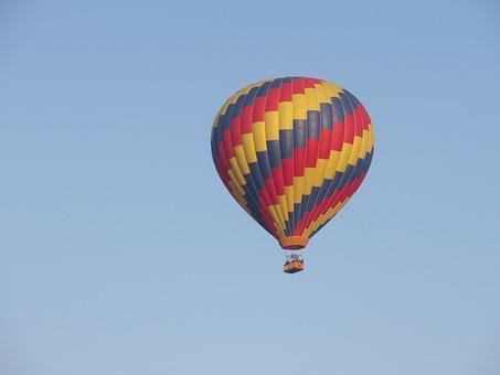 Balloon, Sky, Hot Air Balloon, Fly