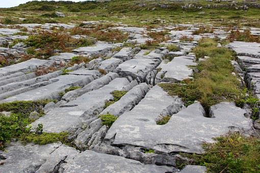 The Burren, Ireland, Burren, Irish, Nature, Scenic