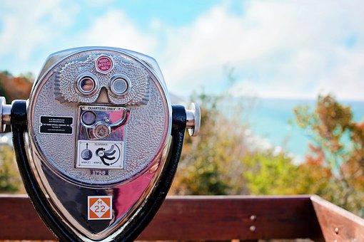Lookout, View, Scenic, Landmark, Scenery, Viewer