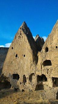 Turkey, Travel, Tourism, Valley, Landscape, Mountain