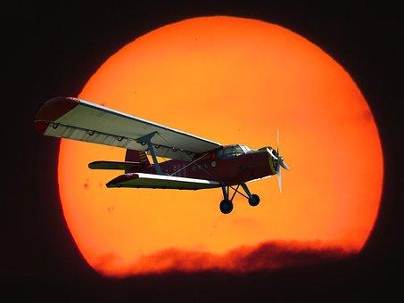 Aircraft, Double Decker, Propeller Plane, Fly, Antonov