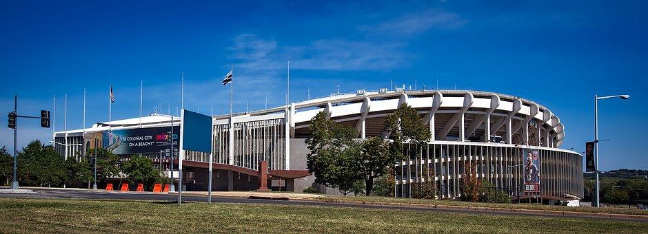Rfk Stadium, Washington Dc, C, Panorama, City, Cities