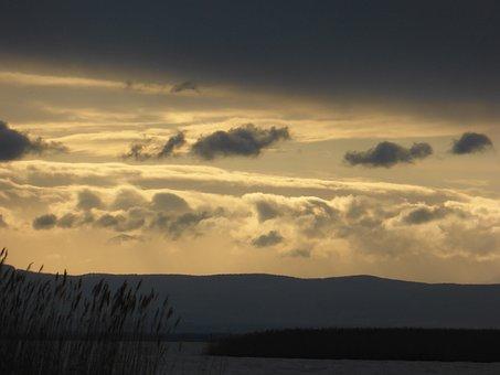 Clouds, Sky, Blue, Dark Clouds, Clouds Form