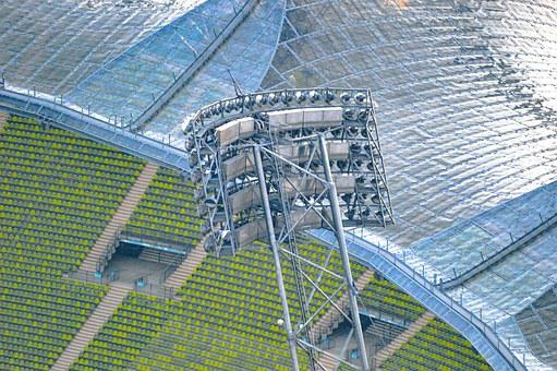 Olympia, Munich, Stadium, Olympic Stadium, Seats