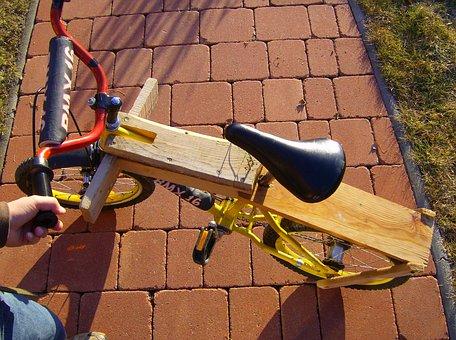 Bike, Technology, Wheel, Mountain Bike, Construction