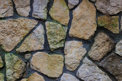 Wall, Architecture, Building, Stone, Material