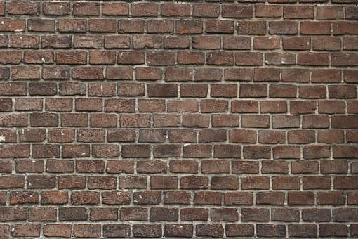 Brick, Wall, Architecture, Building, Material