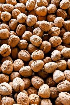Walnuts, Legumes, Nuts, Farmers Market, Food, Healthy