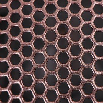 Pattern, Hexagon, Shape, Hex, Hexagonal, Design, Honey