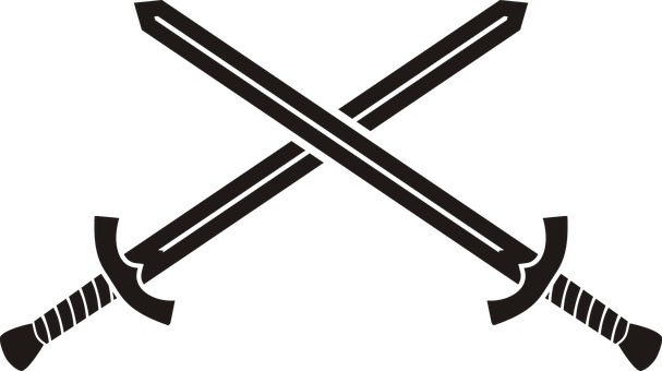 Sword, Swords, Weapon, Fight, Knighthood, Symbol