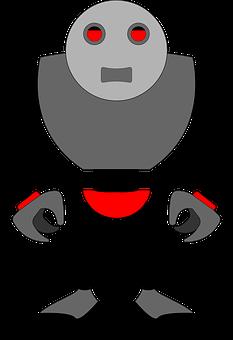 Terminator, Robot, Android, Machine