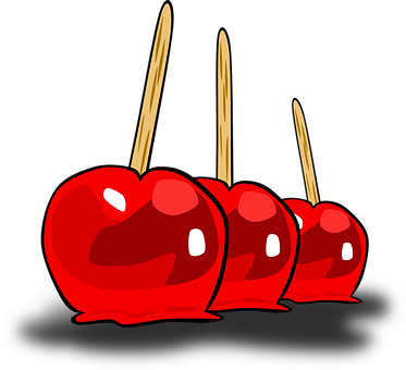 Candied Apples, Canyd Apples